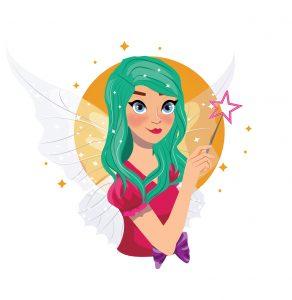 Ruby the Ribbon Fairy