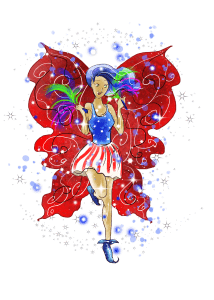 How the Fairies Celebrate Independence Day