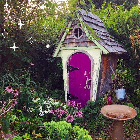 Valentine's Fairy Doors
