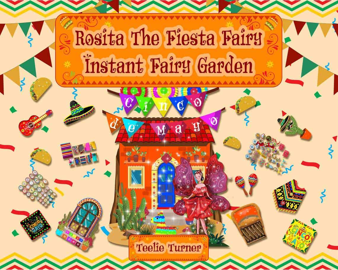 Rosita Fiesta Instant Garden