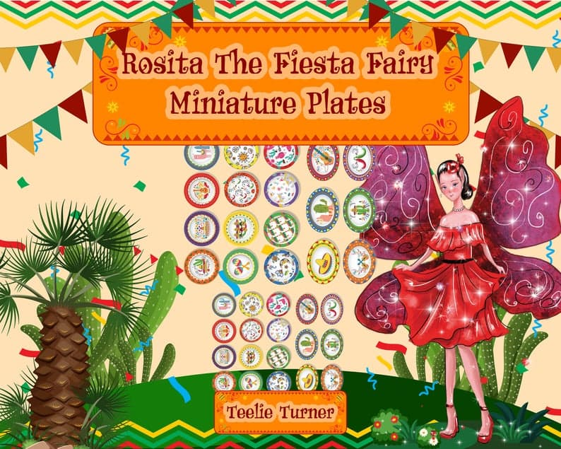 Downloadable Rosita plates