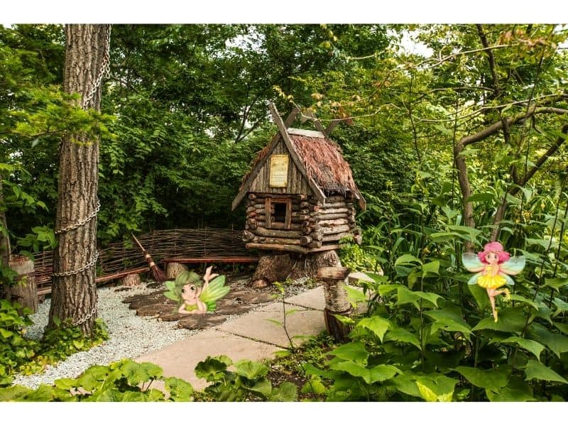Fantastic Fairy Homes Dad Will Love